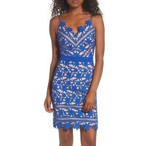 Adeline Rae - Whitney Lace Sheath Dress